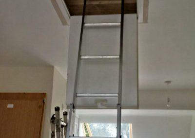 Steeton loft ladders