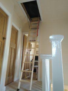 Bradford Loft Ladder