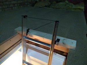 Boroughbridge boarding & ladder installation